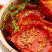 Mediterranean grilled vegetables in lavash
