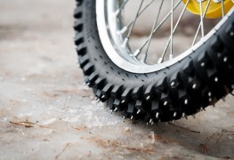 Easy fixes for bike tire splits and punctures