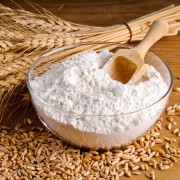 Reduce your blood sugar by avoiding white flour