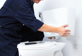 Install a new toilet in 6 easy steps