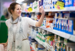 Smart shopping: buying groceries with the seasons
