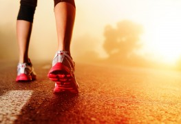 Choose the right running shoe to avoid injury