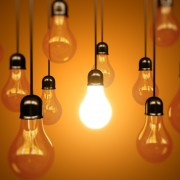 The origins of lighting: From gas lamps to light bulb