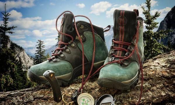 Choosing your hiking footwear