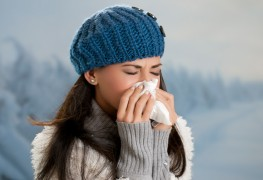 Do you suffer from allergies in the winter?