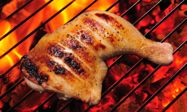 4 hints for making heavenly barbecued chicken