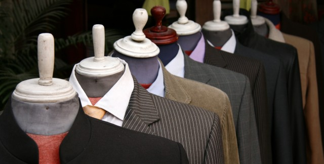 5 tips to finding the perfect men's suit