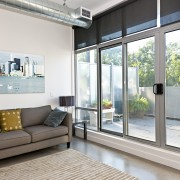 Easy fixes for a sliding door