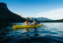 Top 5 common mistakes of the novice kayaker