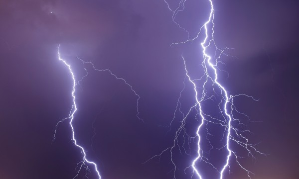 A helpful guide to staying safe during lightning storms
