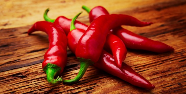 A quick guide to chili peppers