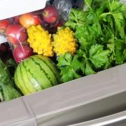 Keep vegetables fresh and crisp