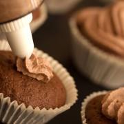 2 champion chocolate cupcakes
