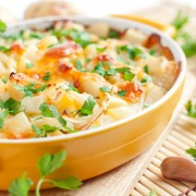 An easy fish casserole with superfood nutrients