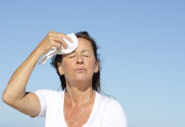 9 natural strategies to relieve hot flashes