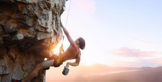 A simple guide to rock climbing basics