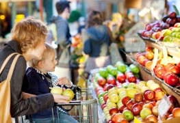 5 grocery shopping tips for a healthier diet