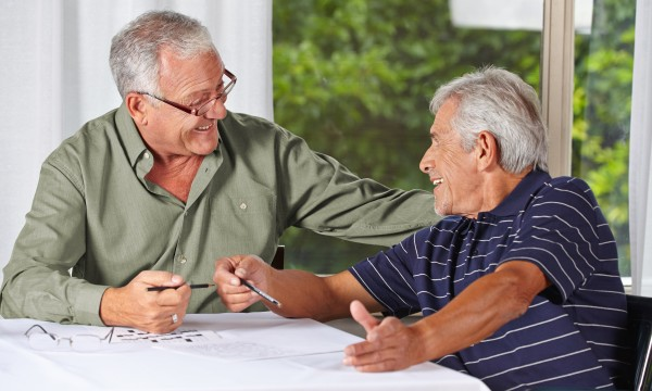 How electronic home systems are helping the elderly