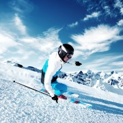 How to get back on the ski hill after a knee dislocation