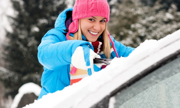 Clear the snow from your car like a pro