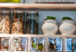 Tips to organize your kitchen cabinets