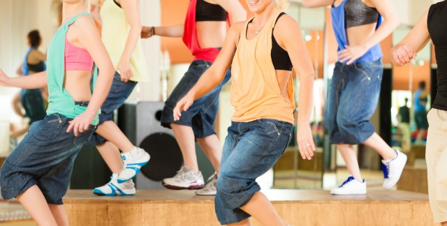 4 dance-based exercises to get you fit