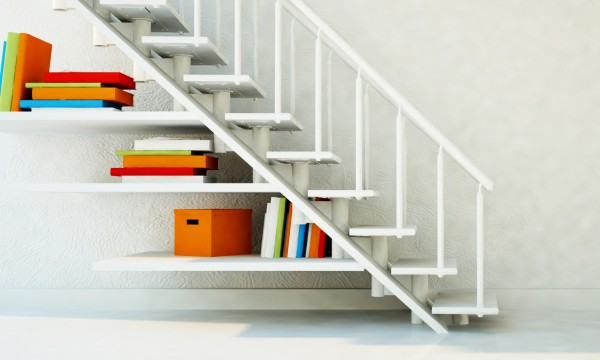 7 top-notch ideas for maximizing the space under your stairs