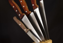 How to choose a kitchen knife