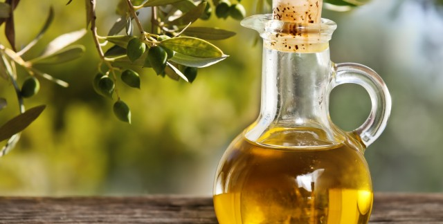 Uniquely rich and healthy olive oil