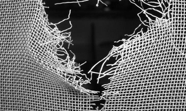 Fixing mesh screens: a practical guide