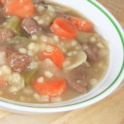 Recipes to beat diabetes: Soups and stews