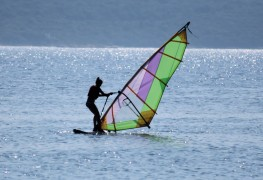 A beginners' guide to windsurfing
