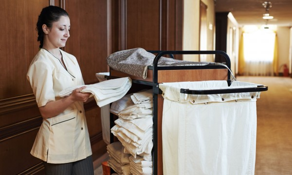 How clean is your hotel bedding?