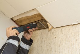 How to spot and repair hidden damages in your home