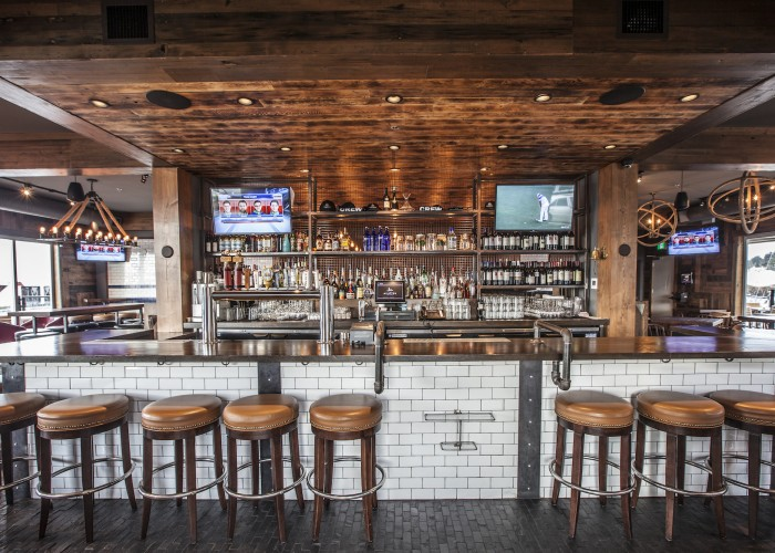 Milltown bar grill vancouver business story for Bar food vancouver