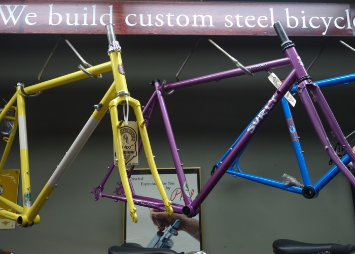 Dream Cycle, Bicycle maintenance and repair, custom bike builds, custom bicycle wheel builds; Brooks, Chris King, Salsa Cycles, Surly, Soma Fabrications