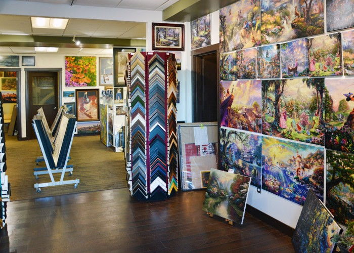 One Stop Gallery & Framing Sherwood Park Business Story
