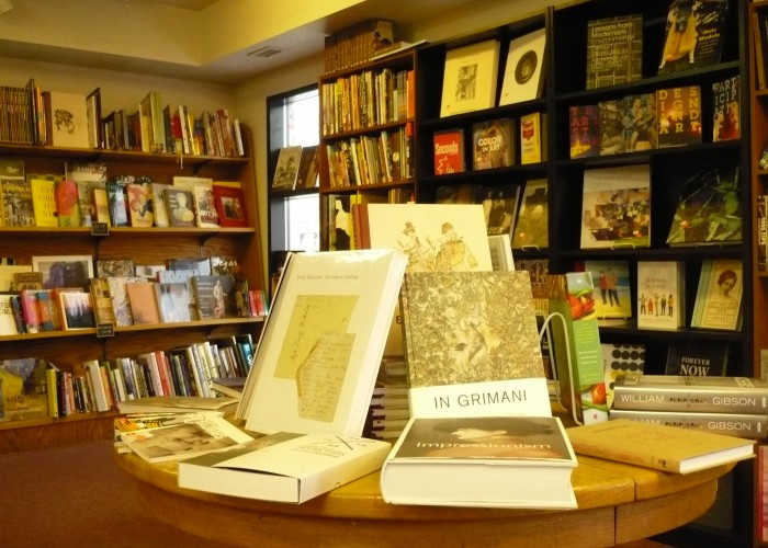 Pages on Kensington, New books, used books, special orders, fiction, history, children's literature, graphic novels