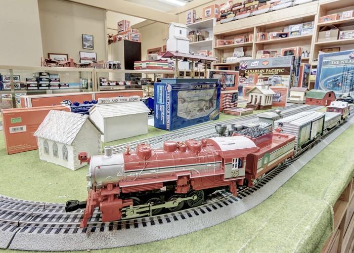 Trains & Such