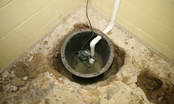 How to install a basement sump pump