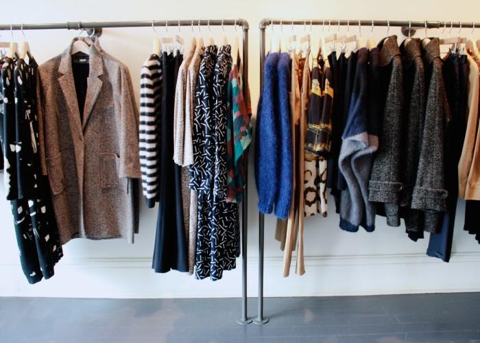 Gaspard West Queen West dresses fashion French designer