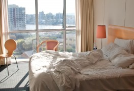 What to do when you arrive and your hotel room isn't ready