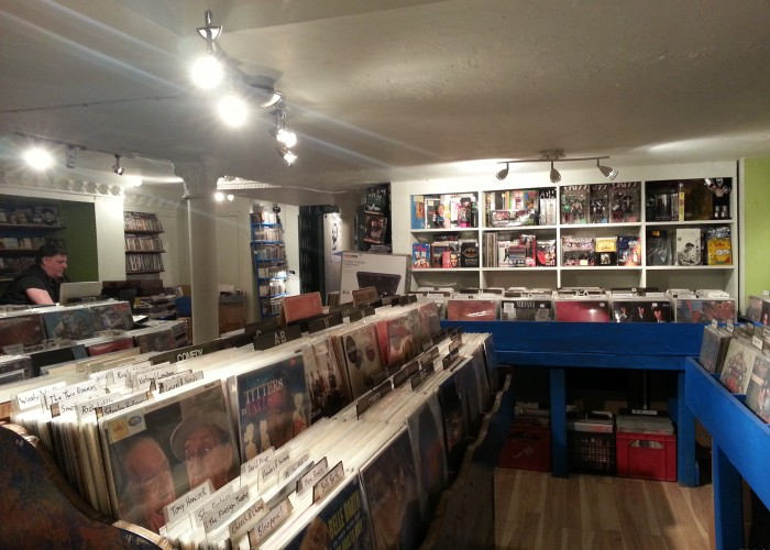 Neurotica Records And Cds Toronto Business Story