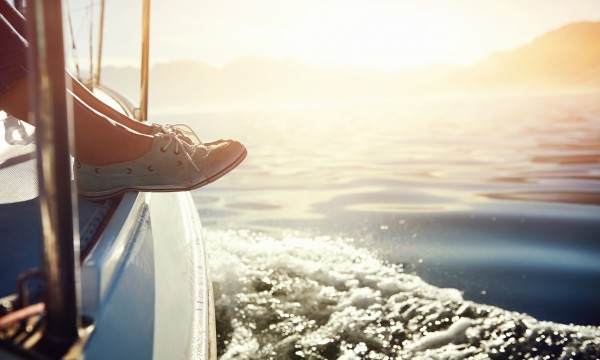 Best shoes to wear on a sailboat