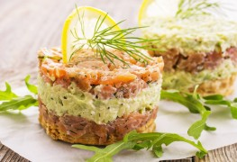 Deliciously easy ways to use canned tuna & salmon