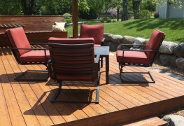 How to renovate your patio on a budget