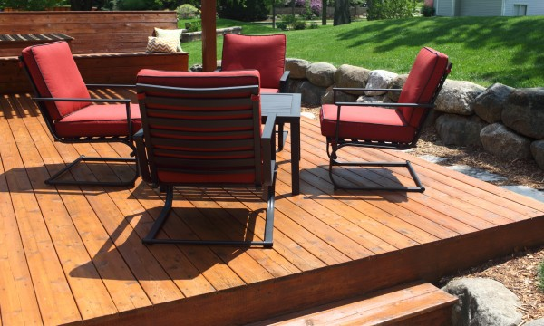 4 tips to refresh patio furniture