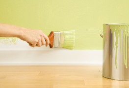 Painting trim with brushes: handy tips and how to