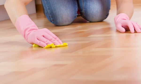 Quick tips for removing stains from vinyl floors