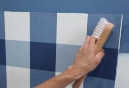 6 handy tips for hanging wallpaper